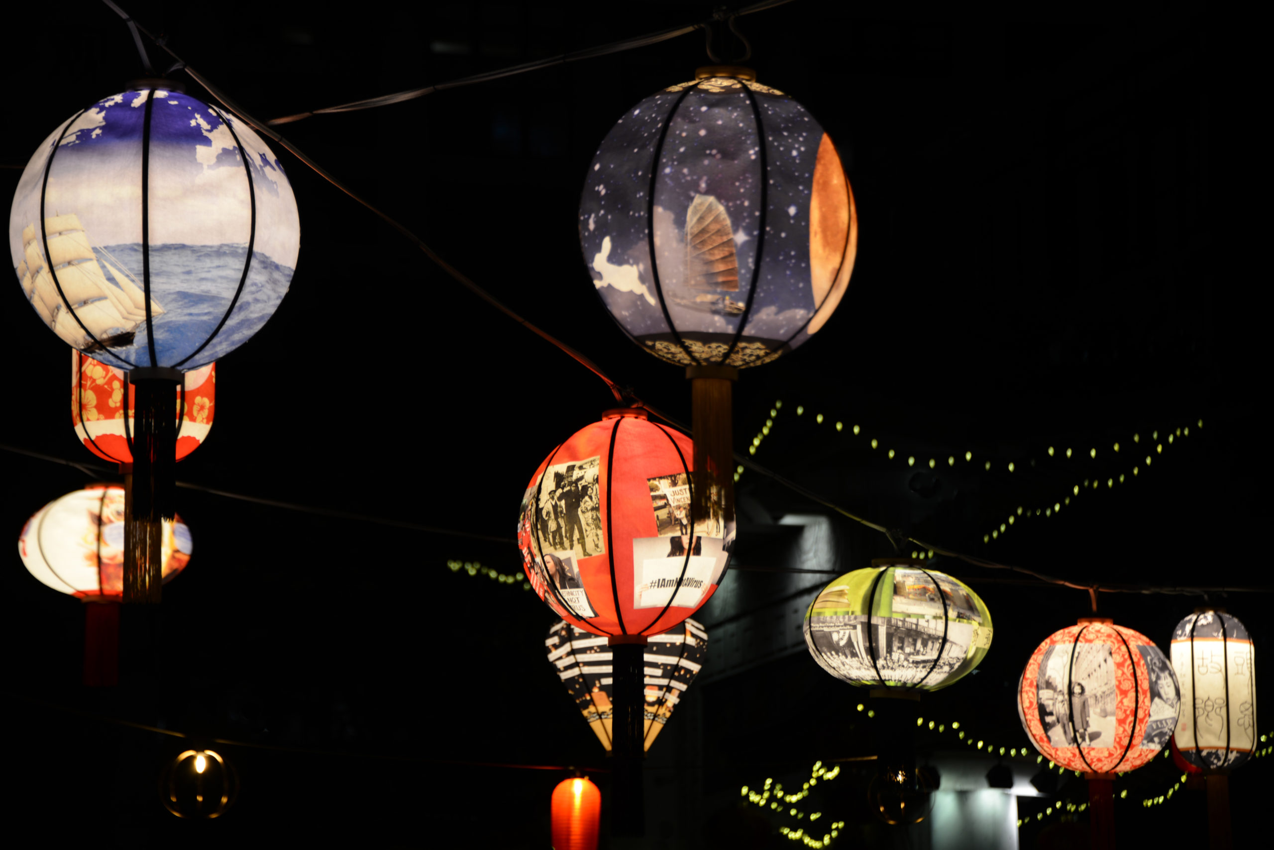 Lantern Stories 2020 The Rose Kennedy Greenway